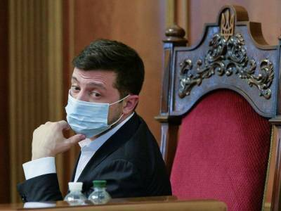 Владимир Зеленский сдал второй положительный тест на COVID-19