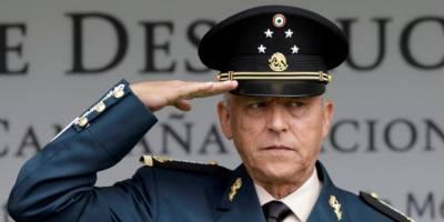 «Прощальный подарок Трампа». США сняли обвинения с экс-министра обороны Мексики, которого считают «крестным отцом» наркокартеля