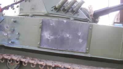 Работы над созданием в России керамической брони для бронетехники