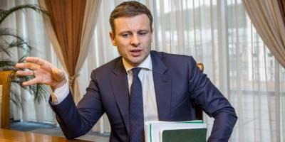 Министр финансов Марченко ожидает незначительного перевыполнение госбюжета-2020 по доходам благодаря налоговой