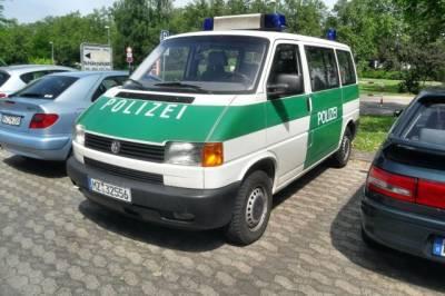 При нападении в Германии пострадали не менее четырёх человек