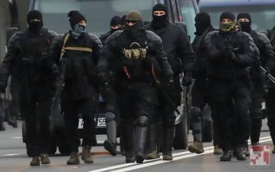 За участие в ноябрьских протестах административно наказали почти 2000 человек