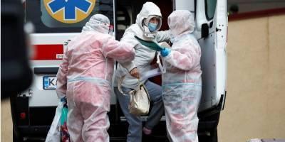 COVID-19 в Украине: зафиксирован новый антирекорд — впервые более 14 тысяч случаев заражения за сутки