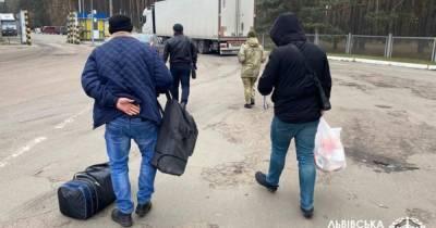 На границе задержали экс-правоохранителя, которого семь лет разыскивал Интерпол