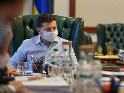 """Поместить Зеленского в """"Феофанию"""" решили врачи – Офис президента"""