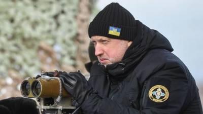 Турчинов: Главная ошибка Зеленского в том, что он решил стать президентом