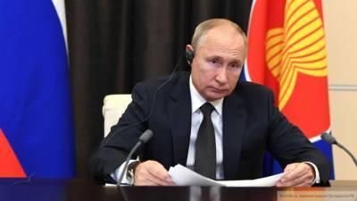 Путин назначил Казакова новым главой канцелярии президента