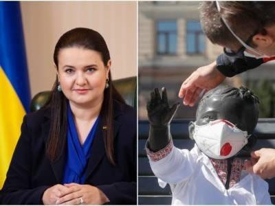 В Украине суточный прирост больных COVID-19 достиг почти 15 тыс., Маркарова станет послом в США. Главное за день