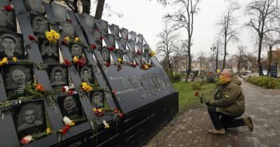 Марши, молитвы, народные вече: как прошел День Достоинства и Свободы в крупнейших городах Украины