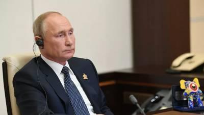 Путин объяснил, почему не поздравлял Байдена