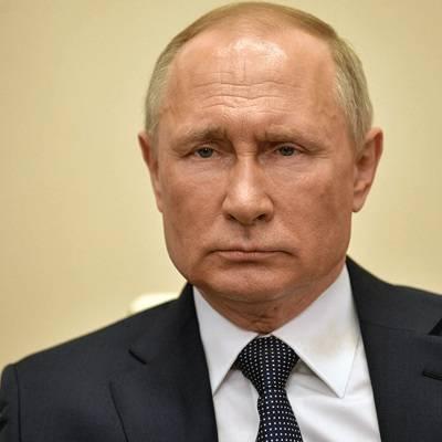 """Путин: """"Легитимность выборов в США должны оценивать сами американцы"""""""