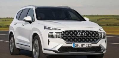 Hyundai Santa Fe получит семиместную версию