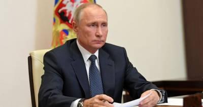 Путин рассказал, почему не поздравил Байдена