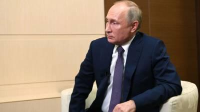 Путин назвал причину отказа поздравить Байдена с победой