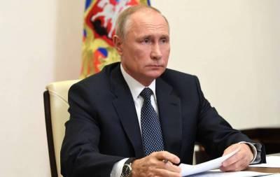 Путин объяснил, почему не поздравляет Байдена с победой на выборах в США