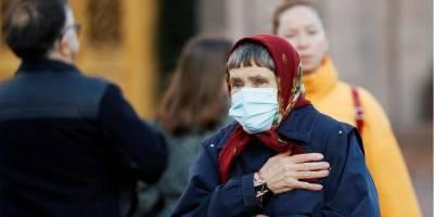 COVID-19 в Украине: заболеваемость держится на высоком уровне, общее число летальных случаев превысило 11 тысяч