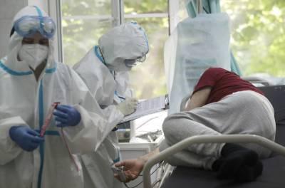 В Украине почти 11 тысяч новых случаев COVID-19