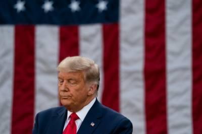 Трамп подал апелляцию на решение суда штата Пенсильвания, где он проиграл на выборах Байдену