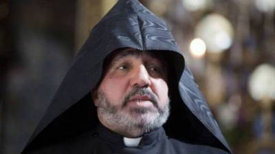 Армянский патриарх Иерусалима Манукян просит Путина помочь с оккупацией Шуши и Гадрута