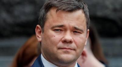 Андрей Богдан верит во второй срок Зеленского на посту президента и подает ему знаки. Видео - ТЕЛЕГРАФ