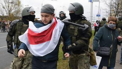 В Белоруссии арестовали почти 350 человек после митингов 22 ноября