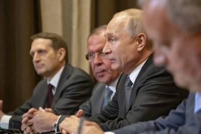 Путин заявил, что «не готов» признать победу Джо Байдена на выборах