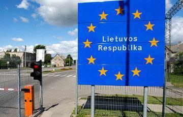 В Литву по гуманитарным причинам разрешили въехать более 600 белорусам