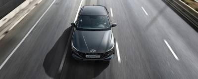 Hyundai показал новое поколение Elantra для рынка России