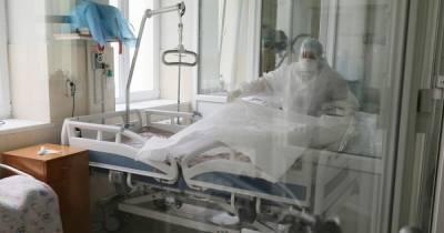 В Украине за сутки выявили более 12 тысяч новых случаев COVID-19