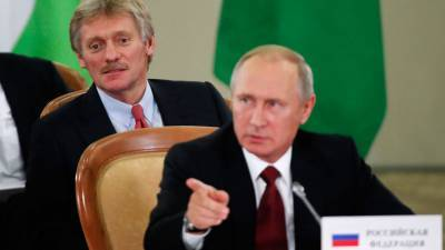В Кремле рассказали, будет ли Путин поздравлять Байдена с победой в ближайшее время
