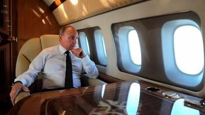 Путин отметил рабочую поездку в Саров из-за непогоды
