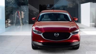 Названа стоимость нового кроссовера Mazda CX-30 в России