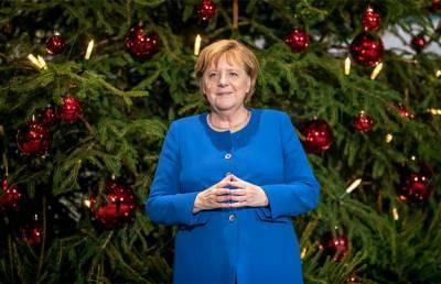Меркель отказалась ослабить карантин в Германии на время Рождества и Нового года