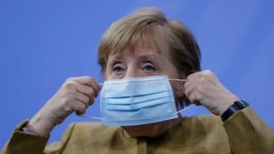 Меркель: карантинные меры в Германии до января не отменят
