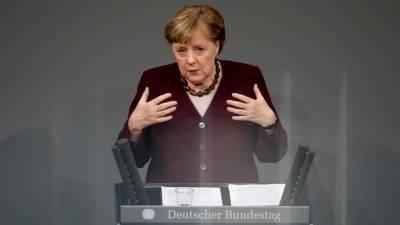 Правительство Германии считает, что локдаун продлиться до марта