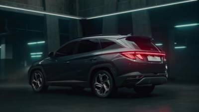 Hyundai представил обновленный кроссовер Tucson L