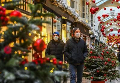 Не до праздников: Германия встретит Рождество с ограничениями
