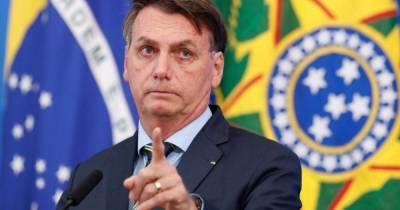 """""""Это мое право!"""": президент Бразилии Жаир Болсонару заявил, что не будет принимать вакцину от коронавируса"""