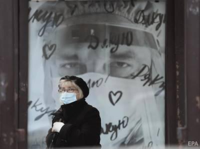 В Украине новый рекорд – COVID-19 за сутки заболели 16 294 человека