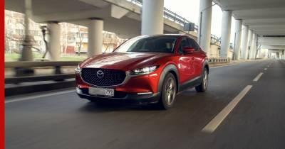 Mazda раскрыла подробности нового кроссовера CX-30 для России