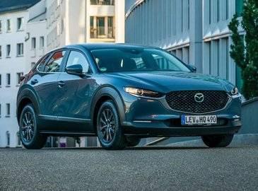 Mazda представила кроссовер CX-30 для рынка России