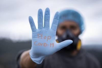 Украина вошла в десятку стран Европы с наибольшим количеством больных COVID-19