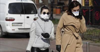 Статистика коронавируса в Украине на 29 ноября: 13 тысяч новых случаев, тестов провели меньше