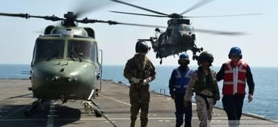 Великобритания отправила на помощь французским войскам в Мали вертолеты