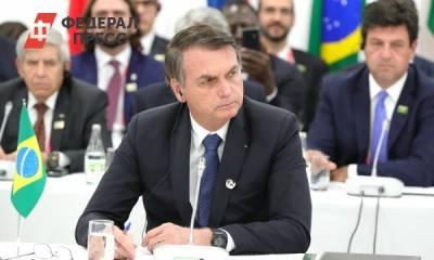 Президент Бразилии заявил о фальсификациях на президентских выборах в США