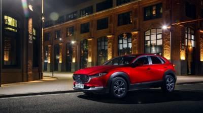 Mazda раскрыла комплектации нового кроссовера CX-30 для России