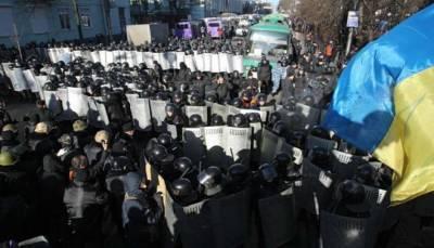 Семь лет назад «Беркут» жестоко разогнал студентов на Майдане