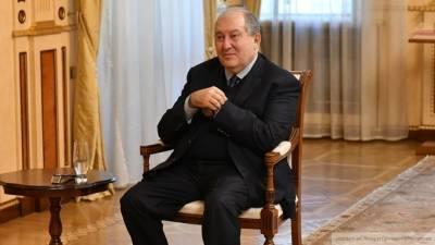 Президент Армении попросил Путина помочь вернуть пленных из Азербайджана