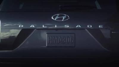 В России стартовали продажи нового кроссовера Hyundai Palisade