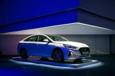 Hyundai в октябре снизила продажи в России на 2%